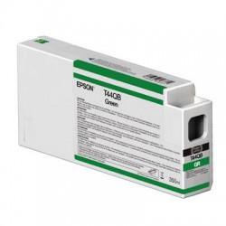 Cartouche d'encre EPSON T44QB Vert- 350 ml