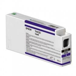 Cartouche d'encre EPSON T44QD Violet- 350 ml