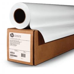 HP Papier A0+  photo satiné 235g/m² (1067 mm x 30.5 m)