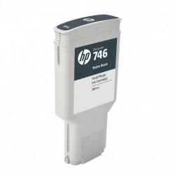 Cartouche d'encre photo Vivid HP 746 Noir Mat 300ml