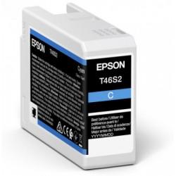 Cartouche d'encre EPSON Cyan T46S2 25 ml