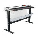 Coupeuse de plans manuelle A0 (coupe : 0,8 mm) - Manual Trim 100 / 130 / 150 / 200 / 250 (avec  support)
