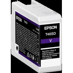 Cartouche d'encre EPSON Violet  T46SD 25 ml