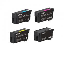 Pack Cartouches d'encre EPSON SureColor SC-T3100 50 ml