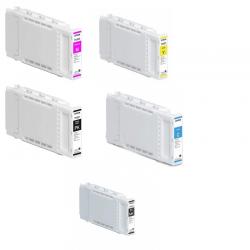 Pack Cartouches d'encre EPSON SureColor SC-T3200 110 ml