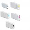 Pack Cartouches d'encre EPSON SureColor SC-T3200 350 ml