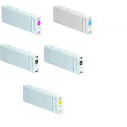Pack Cartouches d'encre EPSON SureColor SC-T3200 700 ml