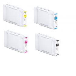 Pack Cartouches d'encre EPSON SureColor SC-T3400 110 ml