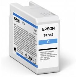 Cartouche d'encre EPSON Cyan T47A2 50 ml