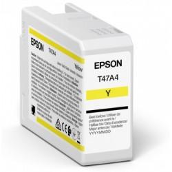 Cartouche d'encre EPSON Jaune T47A4 50 ml