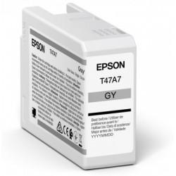Cartouche d'encre EPSON Gris T47A7 50 ml