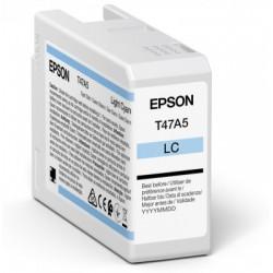Cartouche d'encre EPSON Cyan clair  T47A5 50 ml