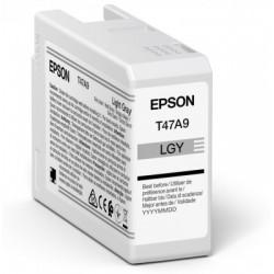 Cartouche d'encre EPSON Gris clair  T47A9 50 ml