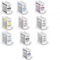 Pack Cartouches d'encre EPSON SureColor SC-P900 50 ml