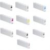 Pack Cartouches d'encre EPSON SureColor SC-P10000/P20000  700 ml