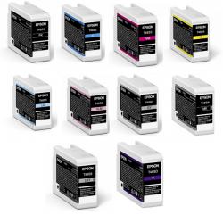 Pack Cartouches d'encre EPSON SureColor SC-P700 25 ml