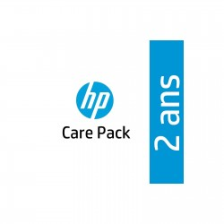 Care pack HP Designjet T630 A0 - 2 ans