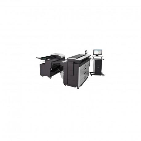 Plieuse en ligne HP PageWide XL F60 - Avec applicateur d'onglets