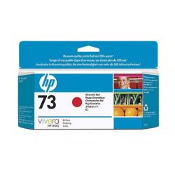 Cartouche d'encre Rouge chromatique HP73 130ml