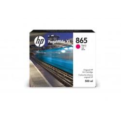Cartouche d'encre HP 865 Magenta 500 ml