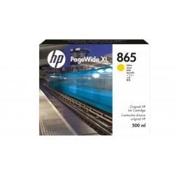 Cartouche d'encre HP 865 Jaune 500 ml