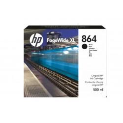 Cartouche d'encre HP 864 Noir 500 ml