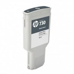 Cartouche d'encre HP 730 Noir mat 300 ml