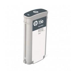 Cartouche d'encre HP 730 Noir mat 130 ml