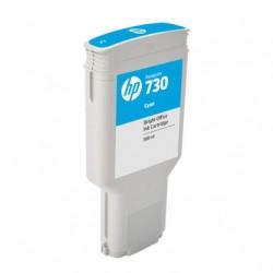 Cartouche d'encre HP 730 Cyan 300 ml