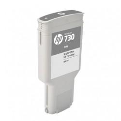 Cartouche d'encre HP 730 Gris 300 ml
