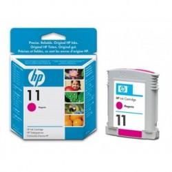 Cartouche d'encre HP 11 Magenta 28ml