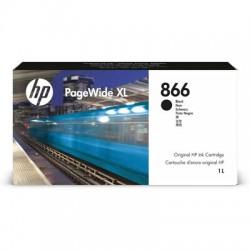 Cartouche d'encre HP866 Noir 1 litre