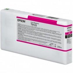 Cartouche d'encre EPSON T1933 Vivid Magenta  - 200 ml