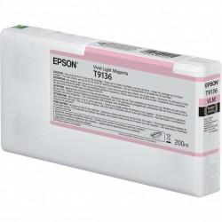 Cartouche d'encre EPSON T1936 Magenta clair - 200 ml