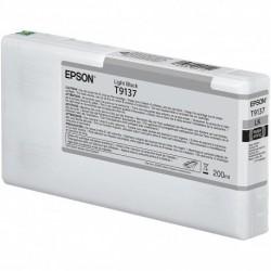 Cartouche d'encre EPSON T1937 Gris - 200 ml