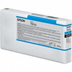 Cartouche d'encre EPSON T913200  Cyan Ultra Chrome  200ml