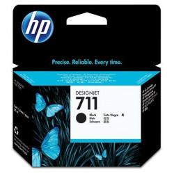 Cartouche d'encre Noire HP 711 80ml