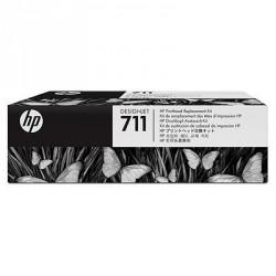 Kit de remplacement pour tête d'impression  HP 711