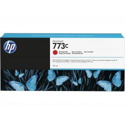 Cartouche d'encre Rouge Chromatique HP773C 775ml